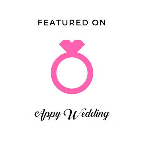 Featured on Appy Wedding