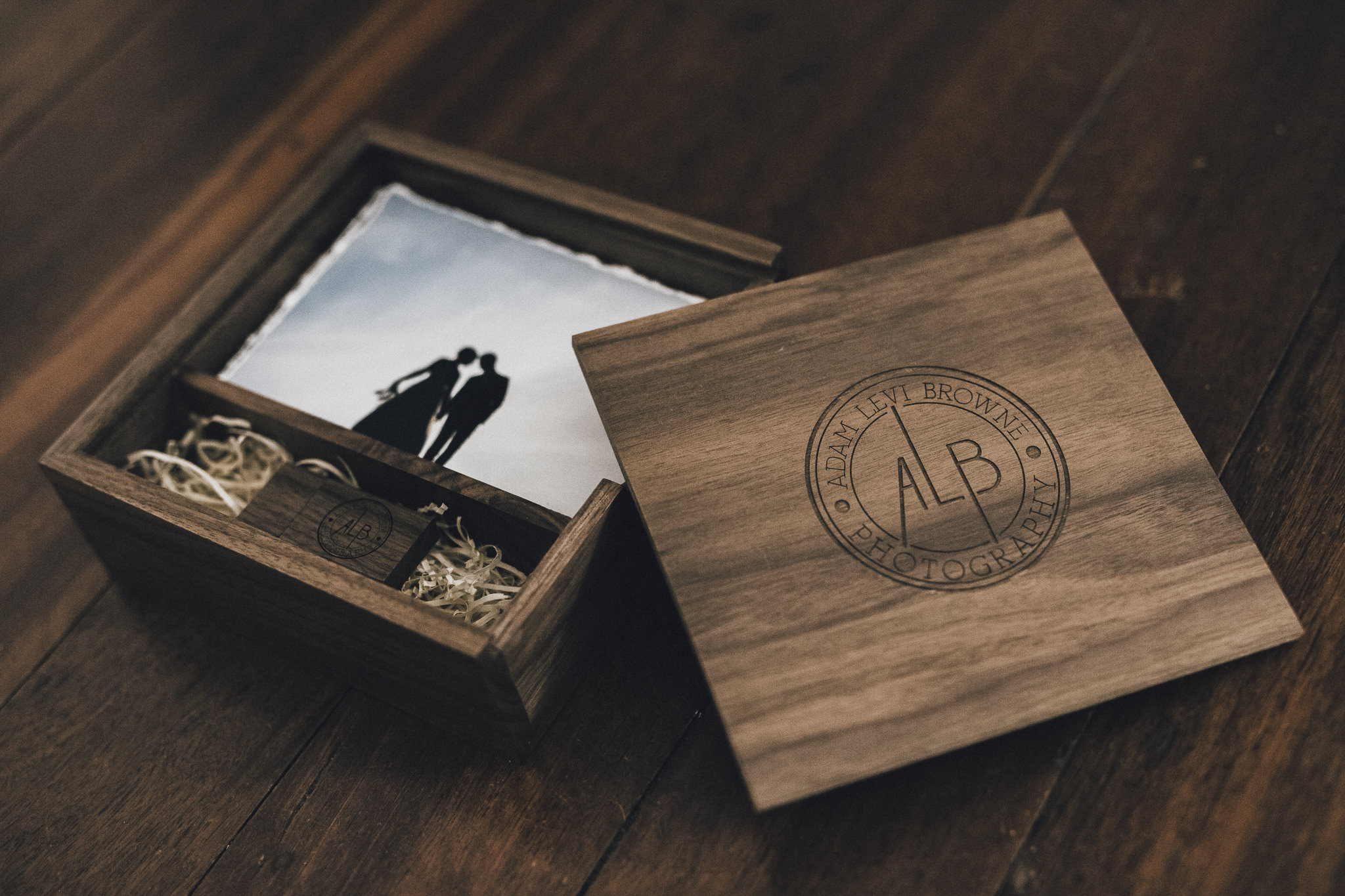 Adam Levi Browne Photography Memory Box