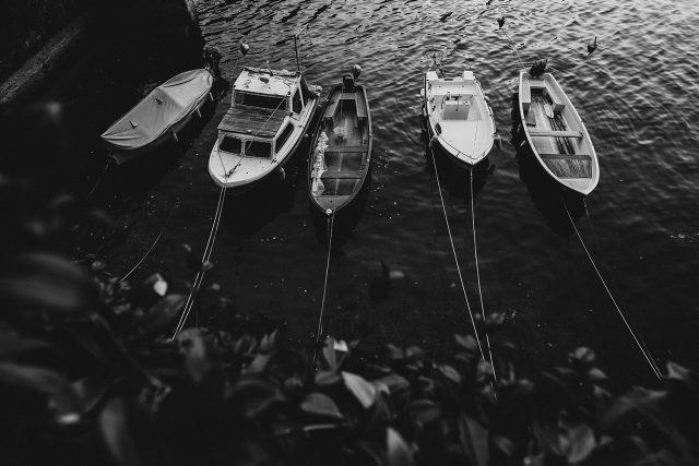 Boats Lake Como Laglio
