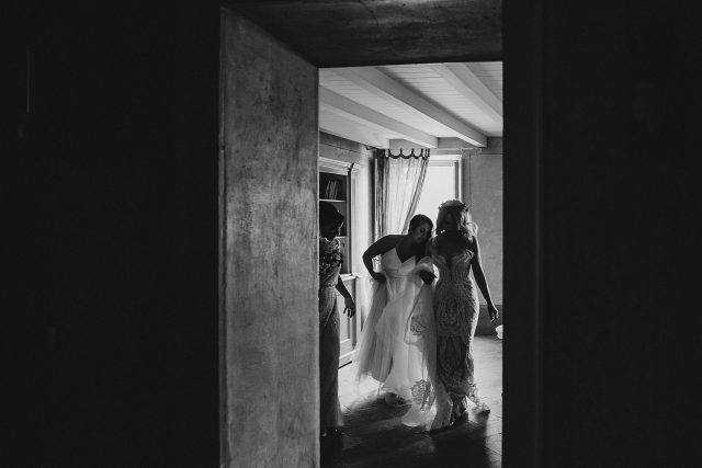 Vila Regina Teodolinda Bridesmaids Wedding