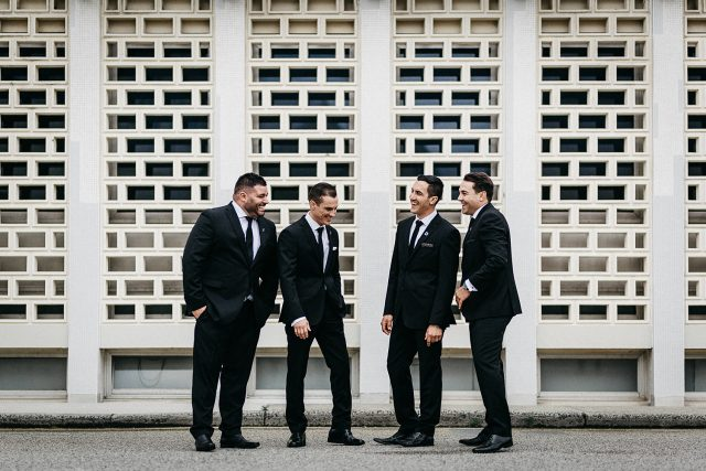 Groomsmen Wedding Fremantle