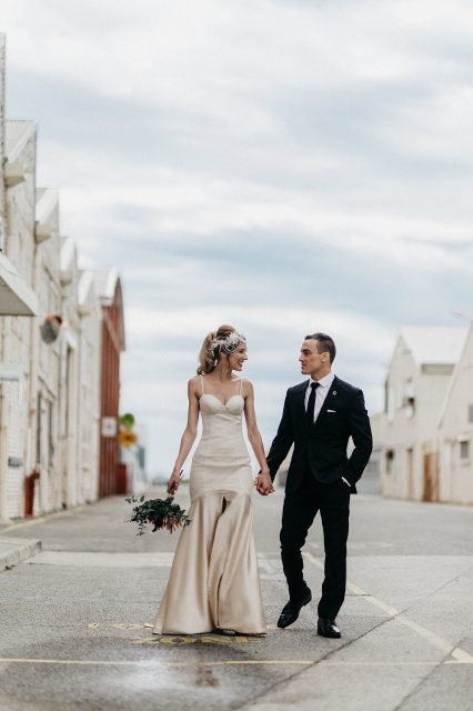 Customs Fremantle Hitched Marriage