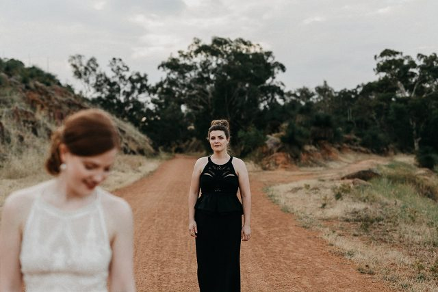Same Sex Wedding Perth Swan View