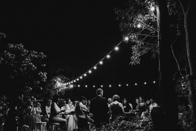 Same Sex DIY Wedding Reception
