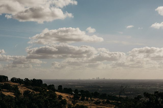 View Perth City Hills