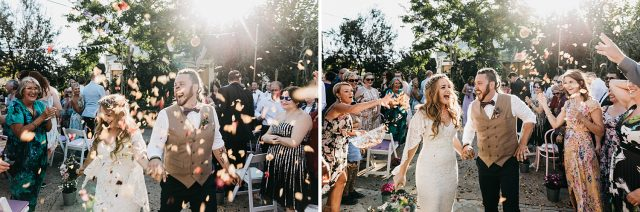Perth City Farm Wedding DIY