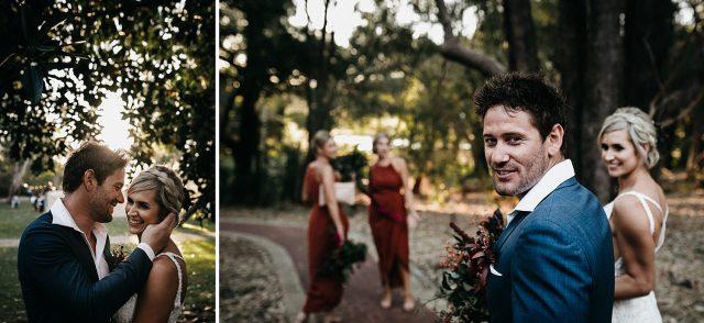 Yanchep Wedding Bride Groom Teepee