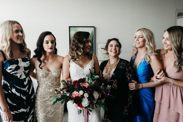 Bridesmaids Frasers Suites Perth Cbd