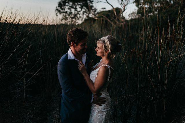 Yanchep National Park Wedding Couple