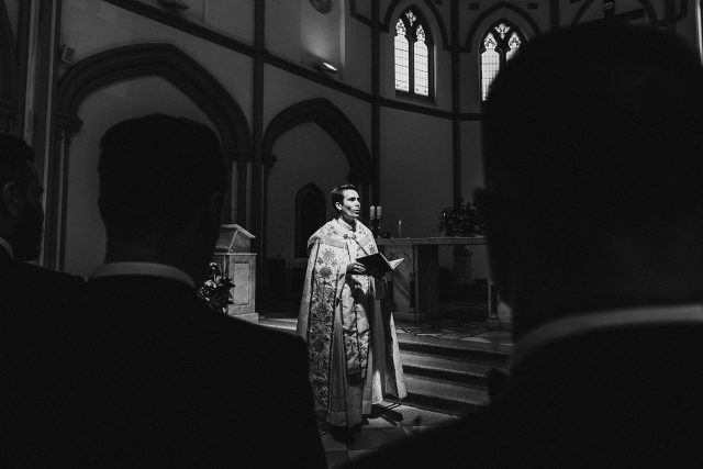 St Joesphs Church Subiaco Wedding