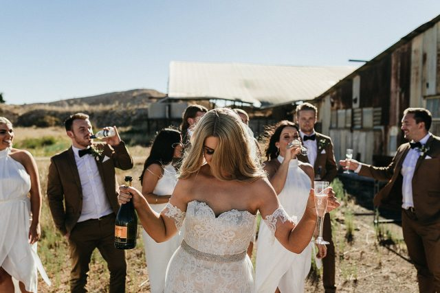 Saint Aidan's Ferguson Valley Wedding