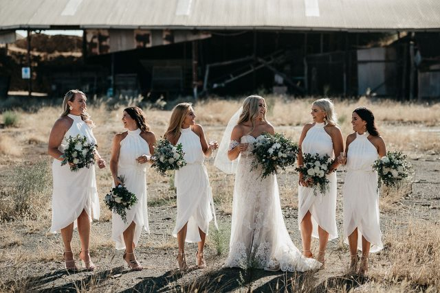Bunbury Ferguson Valley Wedding