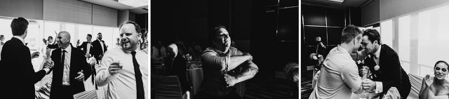 Kiwi Wedding Haka