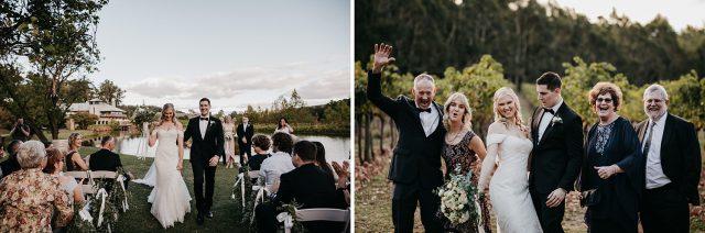Naustdal & Georges Millbrook Winery Wedding
