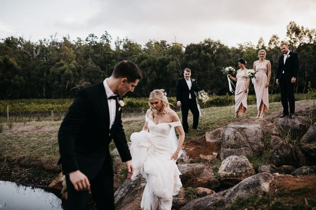 Documentary Photographer Millbrook Winery Wedding