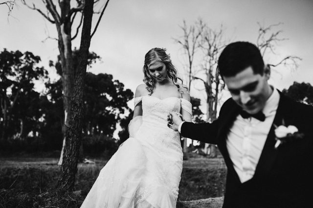 Documentary Photographer Millbrook Winery Wedding