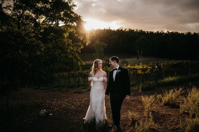 Millbrook Winery Wedding Jarrahdale