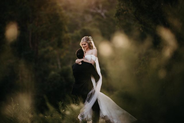 Natural Millbrook Winery Wedding