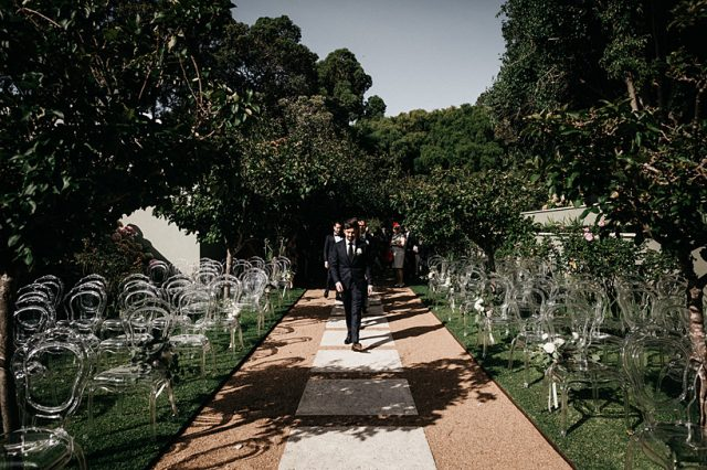 300 Ceremony Margaret River Secret Garden Wedding