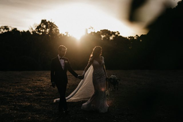 345 Sunset Last Light Golden Hour Wedding Photos Perth