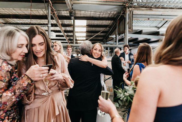 Stackwood Wedding Fremantle Hugs