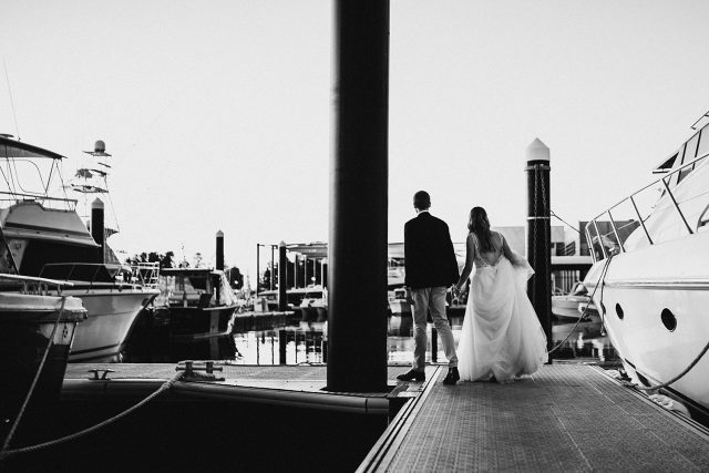 Blue Hq Fremantle Wedding