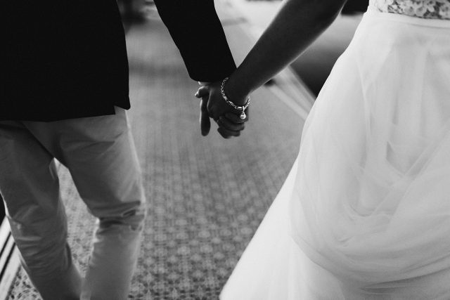 Blue Hq Fremantle Wedding