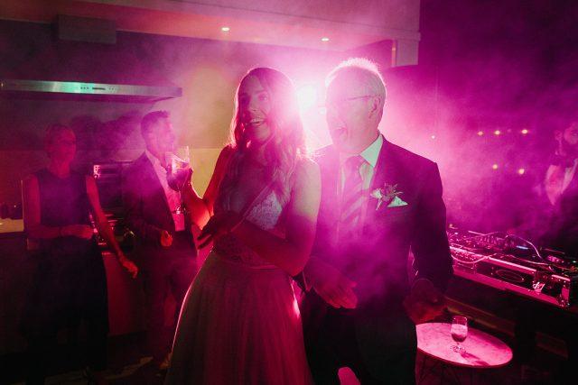 Blue Hq Wedding Fremantle Reception