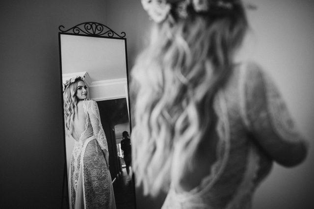 Boho Perth Bride Wedding Photos