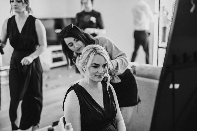 Bridesmaids Hair Makeup Perth