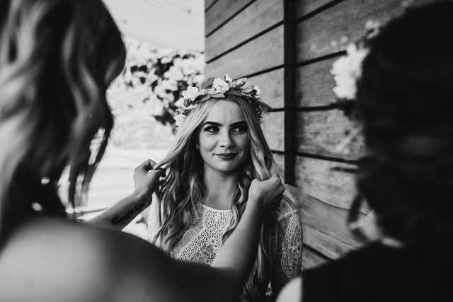 Bride Tsunami Wedding Photographer Mosman Park