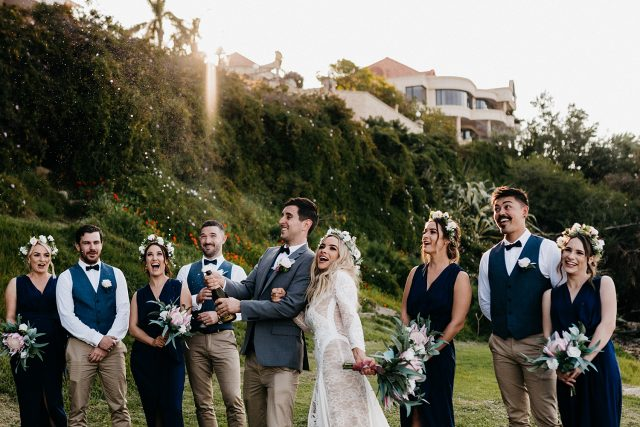 Greens Place Reserve Wedding Photography