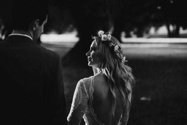 Moody Light Wedding Location Photo
