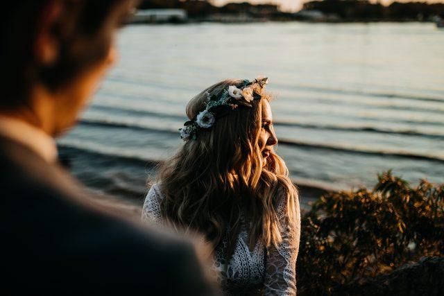 Natural Wedding Photography Perth Bride