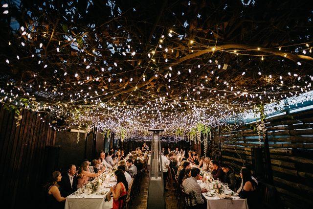 Wedding Reception Tsunami Mosman Park