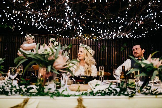 Tsunami Mosman Park Wedding Reception