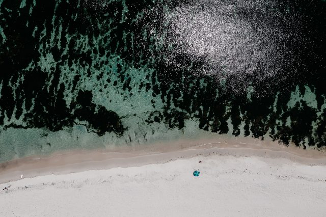 Drone Perth Beach Adam Levi Browne Photography