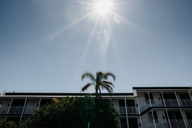 Trade Winds Hotel Fremantle Bride