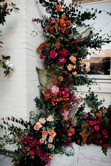 Guildhall Eventspace Wedding Flowers Signature Floral Design