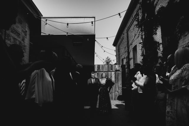 Ailse Bride Perth Wedding Guildhall
