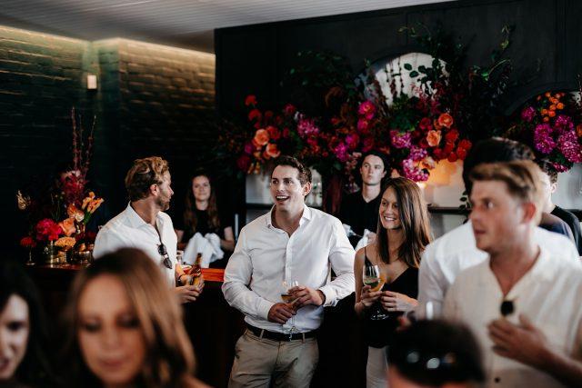 Inside Guildhall Reception Wedding Bar
