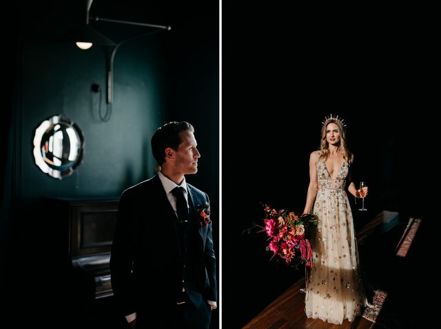 Guildhall Eventspace Bride Grooms Kiss Me Celebrant