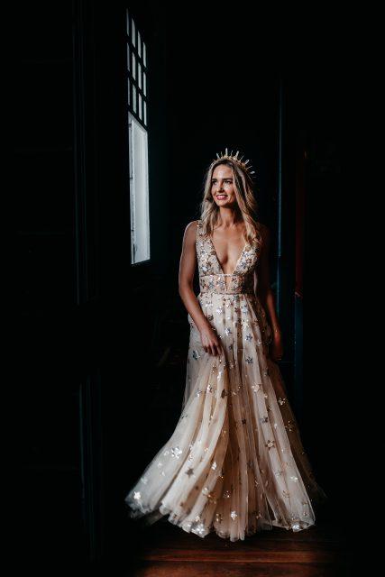 Bride Willow By Watters Amaroq Design Crown