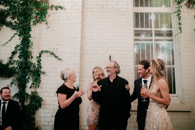 Guildhall North Fremantle Reception Guests Wedding